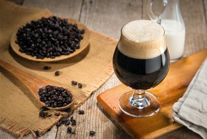 Artisan craft cold brew nitro gourmet coffee espresso roasted coffee beans fresh decor