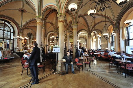 wien,vienna cafe central
