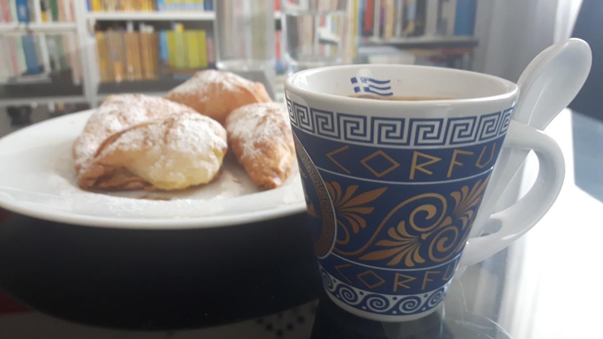 Spitiká trígoma - Frühstück wie im Griechenlandurlaub ...
